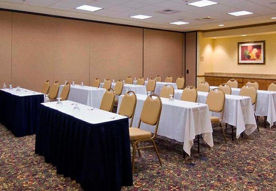 Longmont, Colorado: Meeting Room
