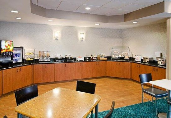 SpringHill Suites Seattle South/Renton: Breakfast Buffet