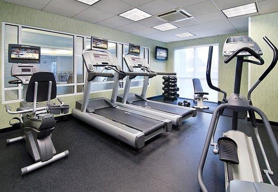 Renton, WA: Fitness Center