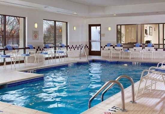 SpringHill Suites Centreville Manassas: Indoor Pool