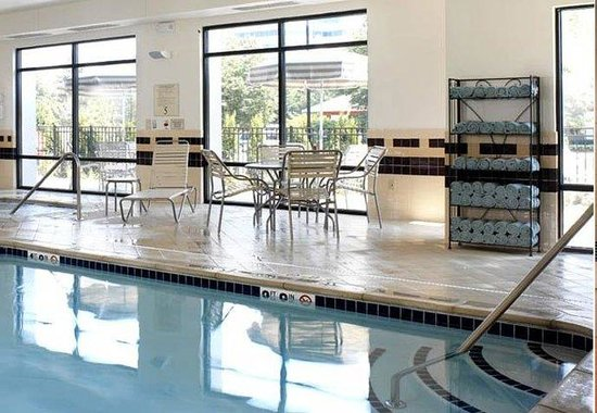 SpringHill Suites Detroit Southfield: Indoor Pool