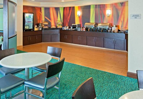 SpringHill Suites - Louisville Hurstbourne/North: Breakfast Area