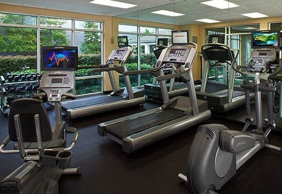 SpringHill Suites New Orleans Convention Center: Fitness Center