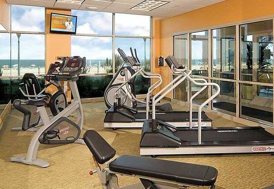 SpringHill Suites Virginia Beach Oceanfront: Fitness Center