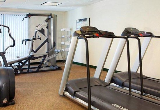 Peabody, MA: Fitness Center