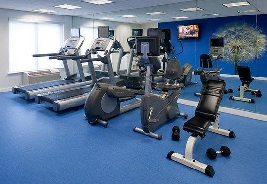 Addison, TX: Fitness Center