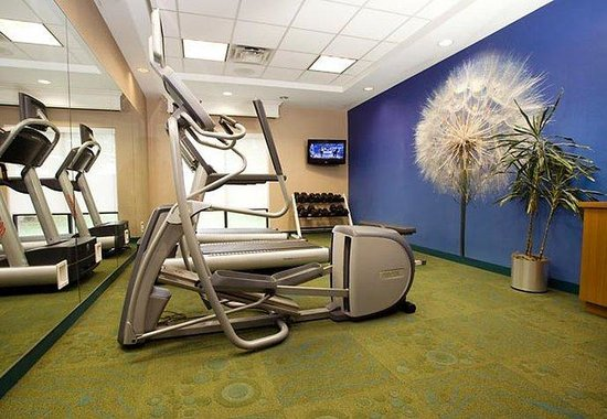 ‪‪SpringHill Suites Lexington near the University of Kentucky‬: Fitness Center‬