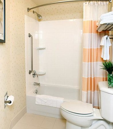Hanover, MD: Guest Bathroom