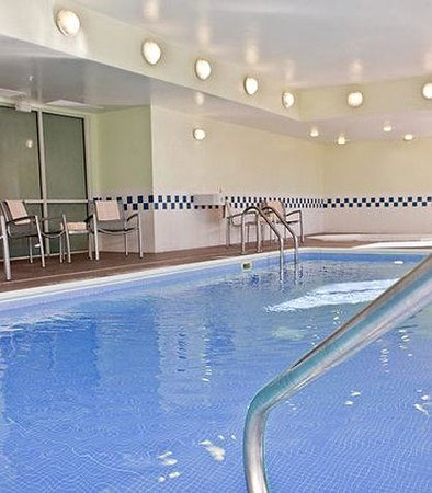 SpringHill Suites Memphis East / Galleria: Indoor Pool