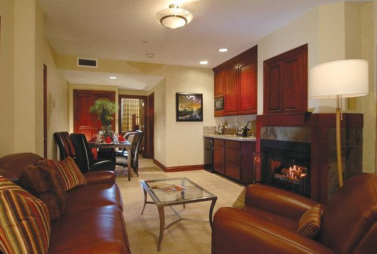 Beaver Creek Lodge: Suite