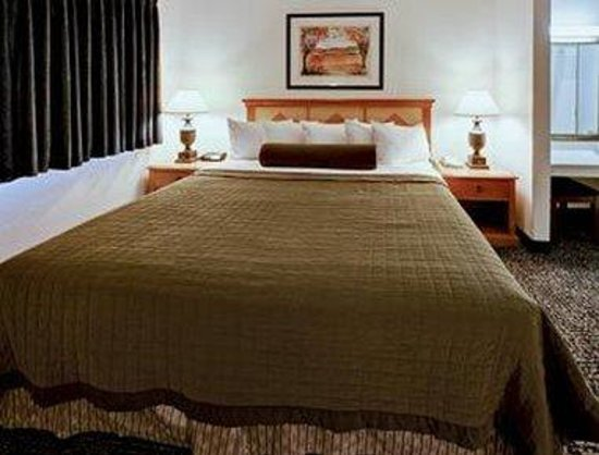 Killeen, TX: One King Bed Guest Room