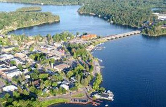 Minocqua, Wisconsin: Torpy Park/Lake Minocqua