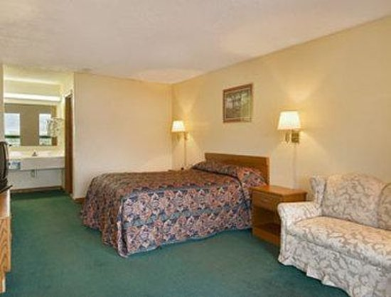 Days Inn Columbia: Standard Double Bed Room