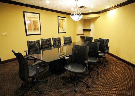 Comfort Inn On The Ocean: Conference Room