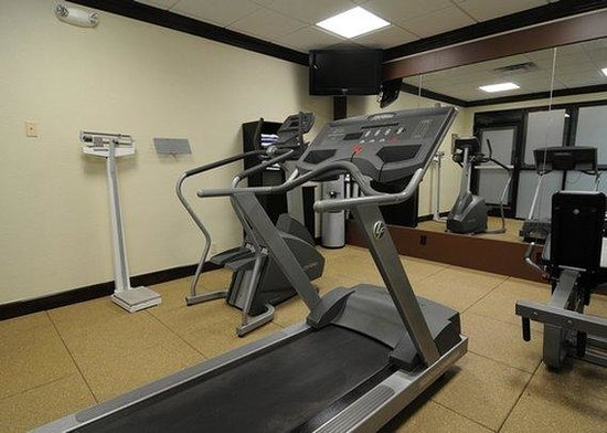 Comfort Inn On The Ocean: Fitness Room B