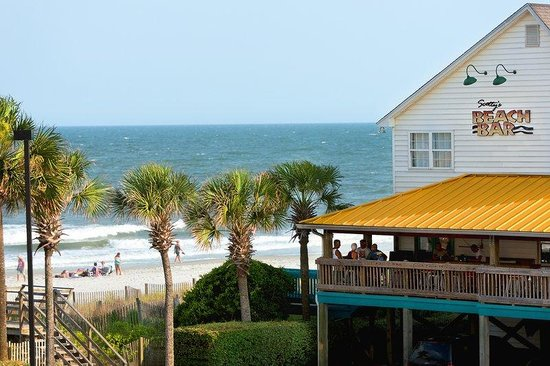 Surfside Beach Resort: Beach Bar