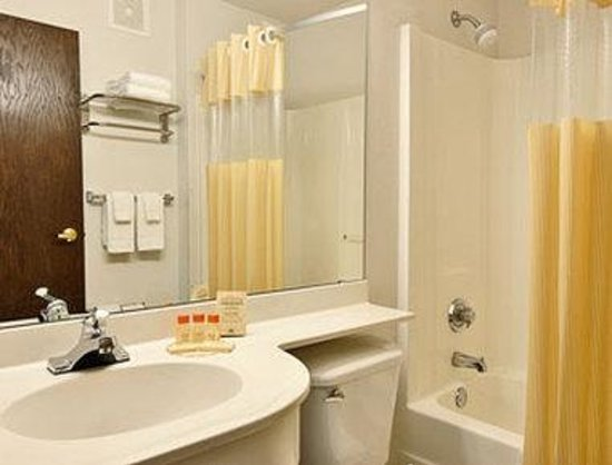 Days Inn & Suites Faribault: Bathroom