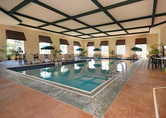 Comfort Suites Madison West: Pool