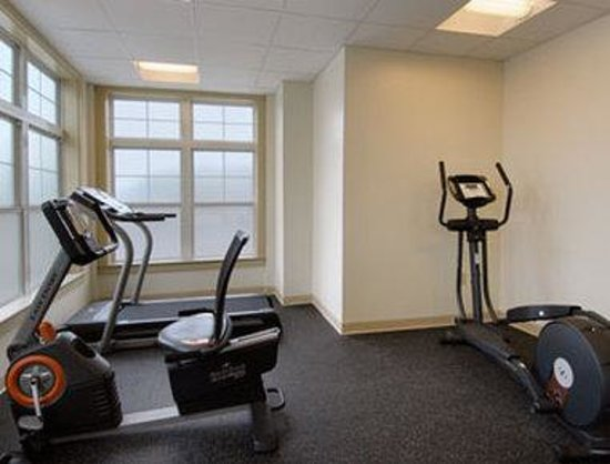 South Portland, Maine: Fitness Center