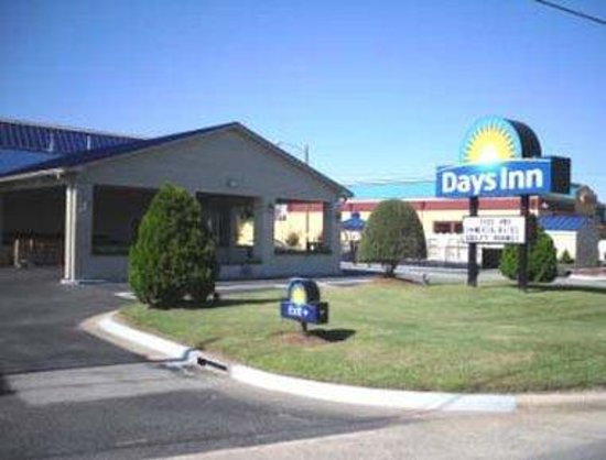 Greenville Days Inn: Welcome to the Days Inn Greenville