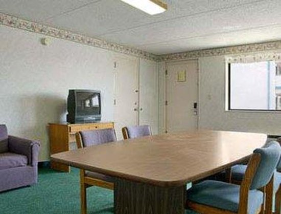 Greeneville Days Inn: Meeting Room