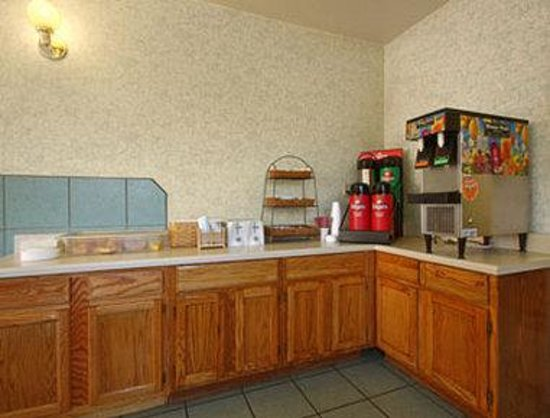 Espanola, Nuovo Messico: Breakfast Area