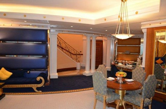 Burj Al Arab: Deluxe Suite
