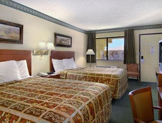 Rio Rancho, Нью-Мексико: Standard Two Queen Bed Room