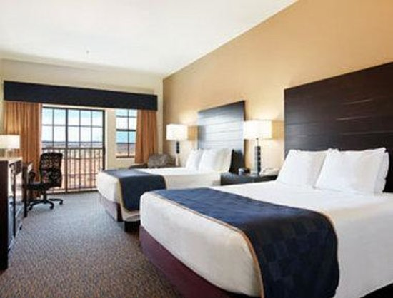 Days Inn &amp; Suites Page / Lake Powell: Double Room - Long