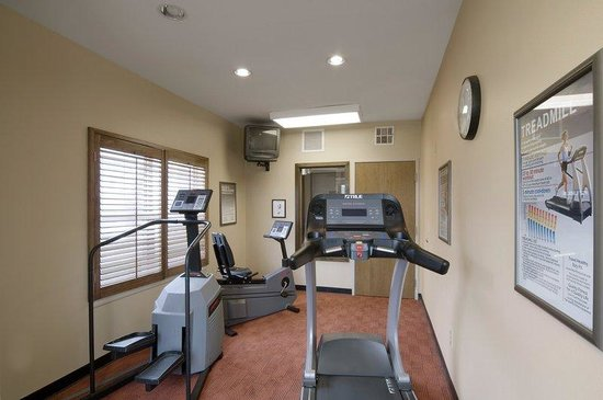 Lenexa, KS: On-Site Fitness Facility