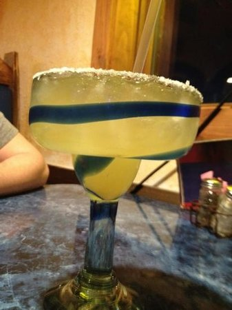 Hillsboro, OH: margarita on the rocks