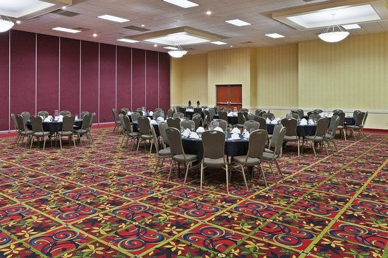 Holiday Inn Lubbock-Hotel & Towers: Ballroom