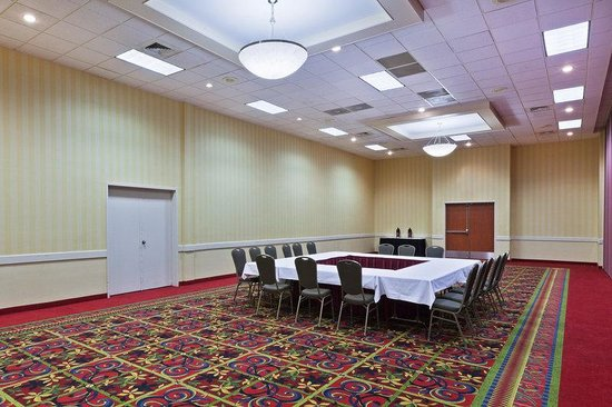 Holiday Inn Lubbock-Hotel & Towers: Meeting Room