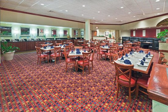Holiday Inn Lubbock-Hotel & Towers: Restaurant