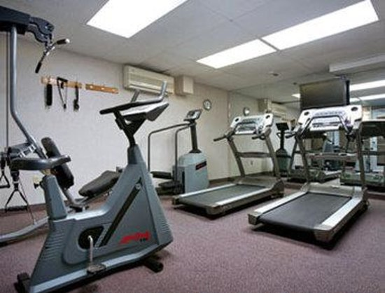 Mitchell, Gney Dakota: Fitness Center
