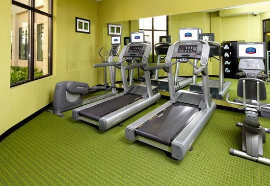 Beachwood, OH : Fitness Center