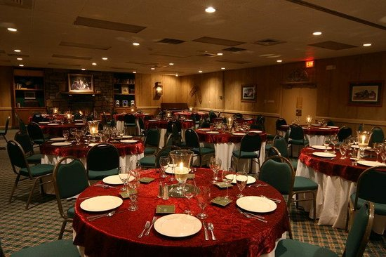 Holiday Inn Asheville Biltmore East: Receptions and Banquets