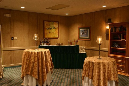 Holiday Inn Asheville Biltmore East: Receptions
