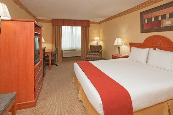 Livermore, CA: King Guest Room