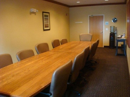Holiday Inn Express Morgantown: Boardroom