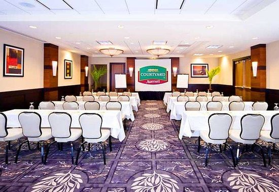 Courtyard by Marriott Boston Logan Airport: Concourse Meeting Room A