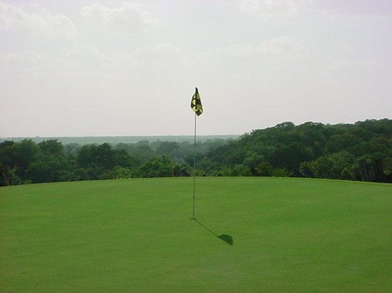 Holiday Inn Express Hotel & Suites Bastrop: Pine Forest Golf Course