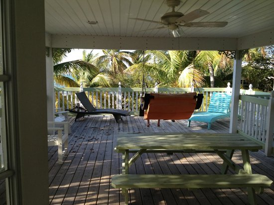 Long Key, FL: Veranda