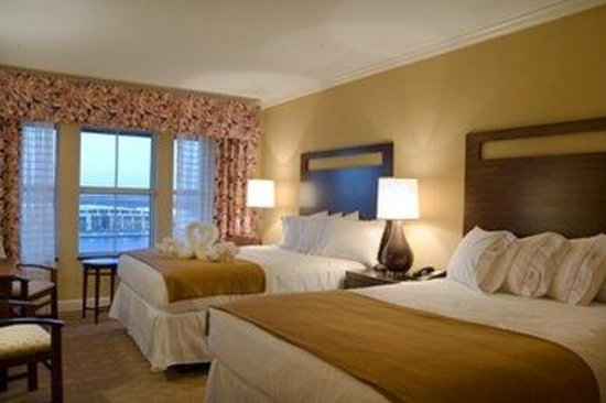 Holiday Inn Express Savannah-Historic District: Double Bed Guest Room
