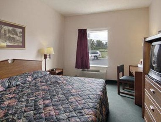 Howard Johnson Express Inn/Airport Louisville: Standard One King Bed
