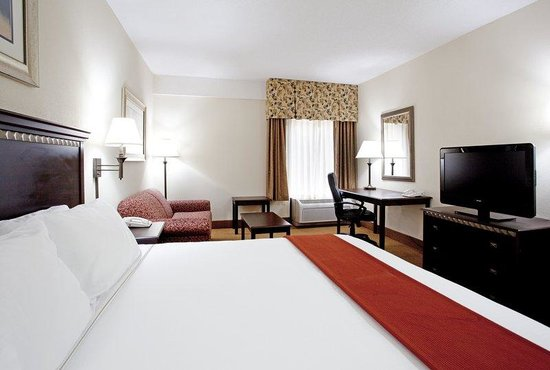 Holiday Inn Express Hotel &amp; Suites: Guest Room