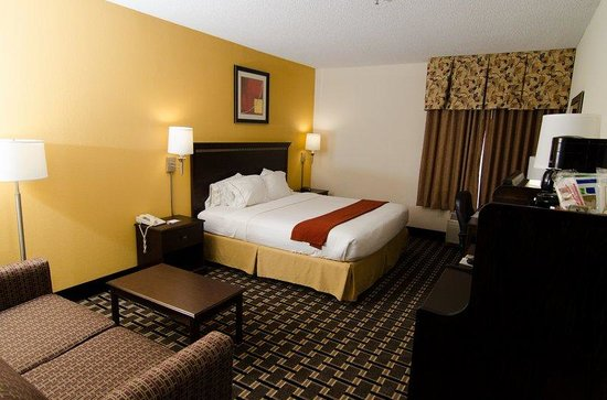 Holiday Inn Express Hotel &amp; Suites: King Bed with Sleeper Sofa