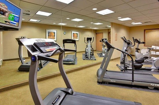 Tehachapi, Californien: Fitness Center