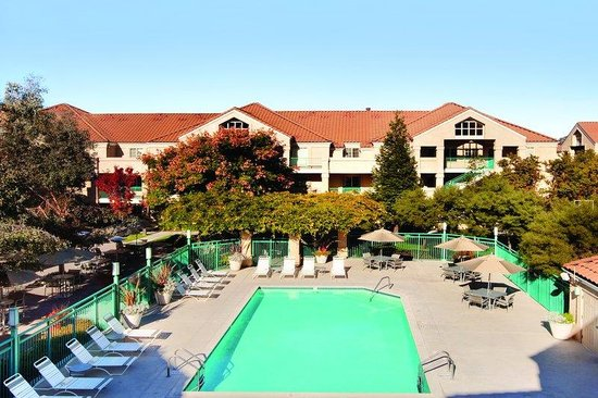 Pleasanton, CA: Pool View