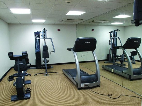 New Britain, CT: Fitness Center